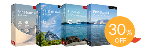 FoneLab and FoneTrans iOS Bundle