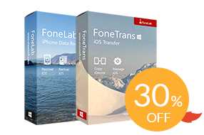 FoneLab og FoneTrans til iOS Bundle