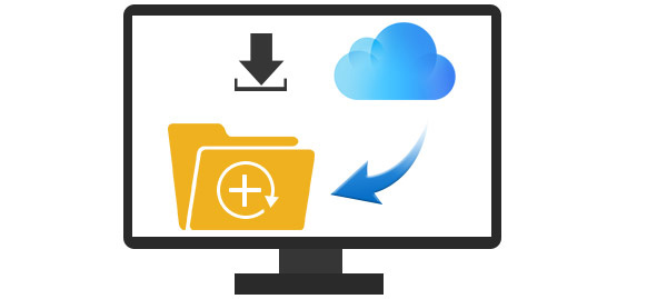 Download iCloud Backup til pc eller Mac