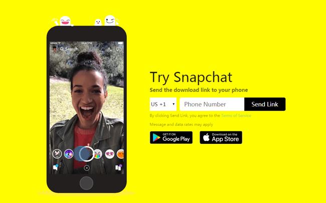 comment télécharger Snapchat
