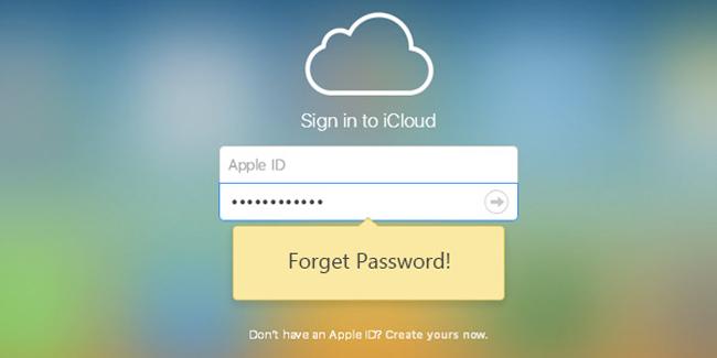 återställ iTunes-lösenordet