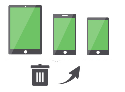 Gendan tabte data fra iPhone Backup