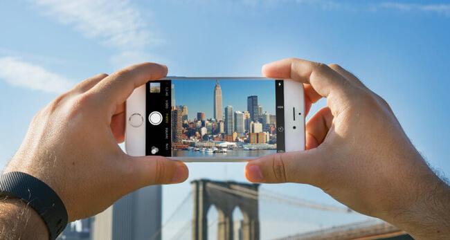 iphone volume gomb készít fényképeket