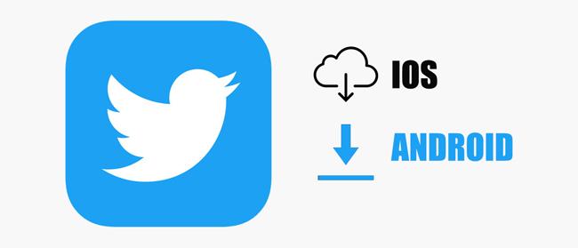 descargar la aplicación de twitter