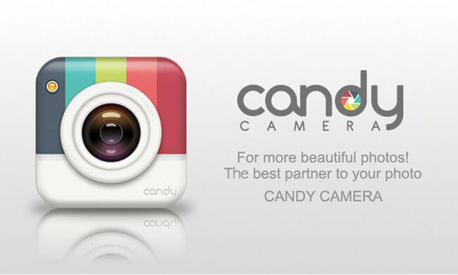 Godis kamera