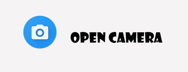Öppen kamera