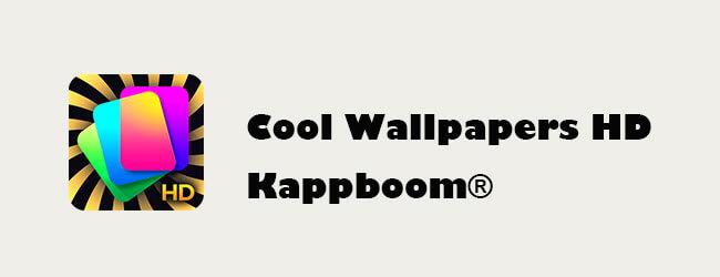 Hűvös háttérképek HD Kappboom®