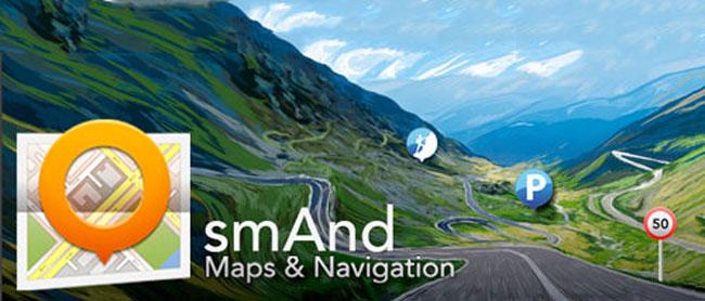 Mapas y navegación - OsmAnd