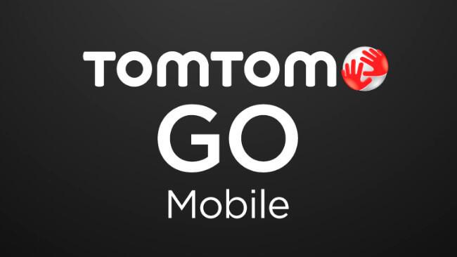 Tráfico de navegación GPS TomTom