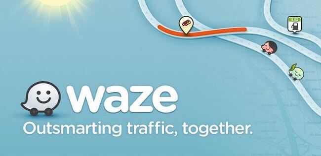 Waze-GPS, Mapas y Tráfico