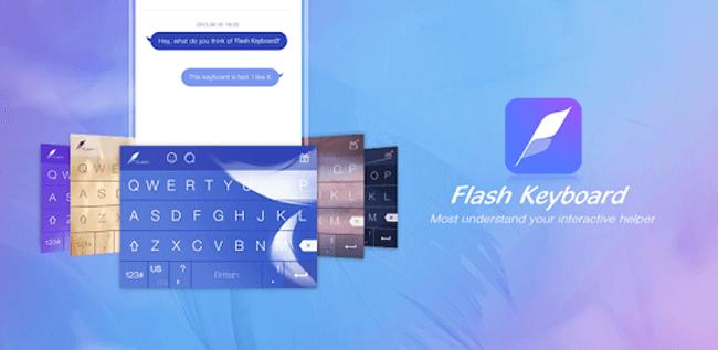 Flash-tastatur