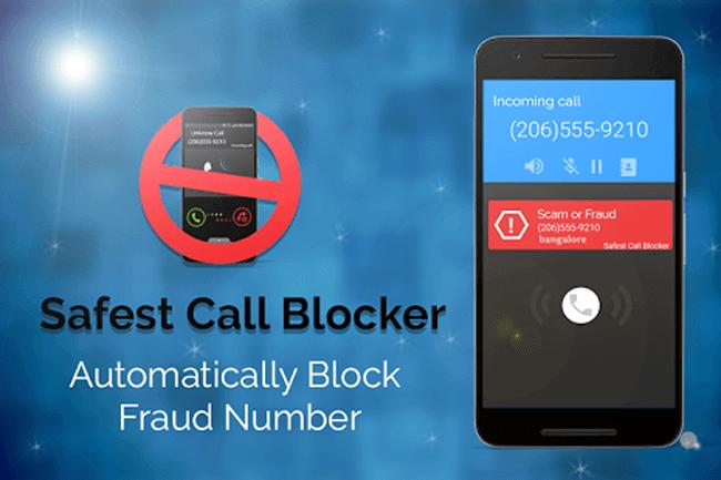 Bloqueador de llamadas más seguro