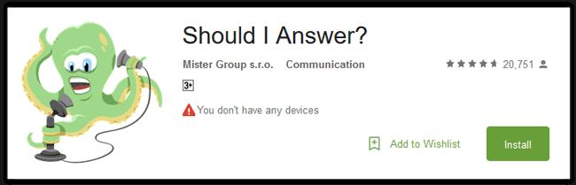 ¿Debo respuesta?