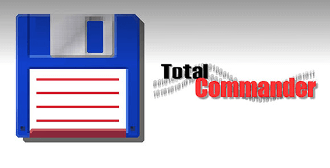 Total Commander - Dateimanager
