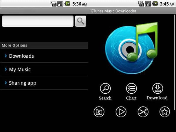 GTunes Music Downloader APK