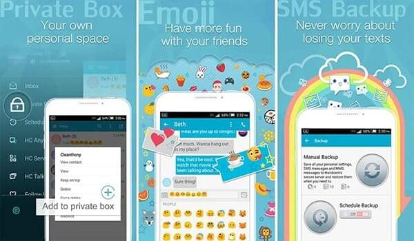 Handcent Next SMS APK