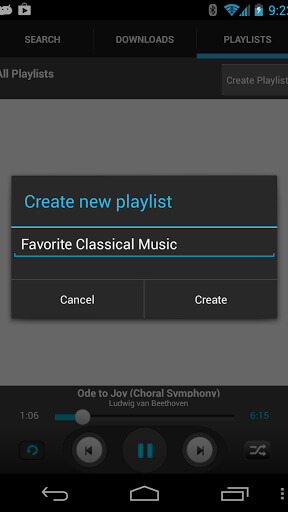 music paradise pro apk for android