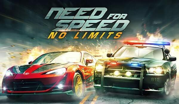 Need for Speed ™ ohne Grenzen APK