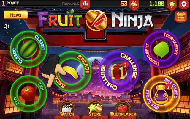 Meyve ninja