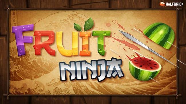 Frugt Ninja