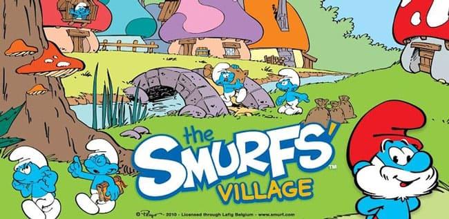 Smurfs 'Village
