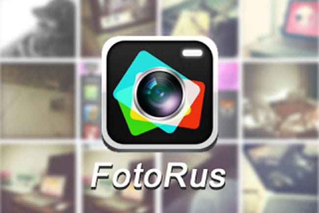 Photo Editor – FotoRus