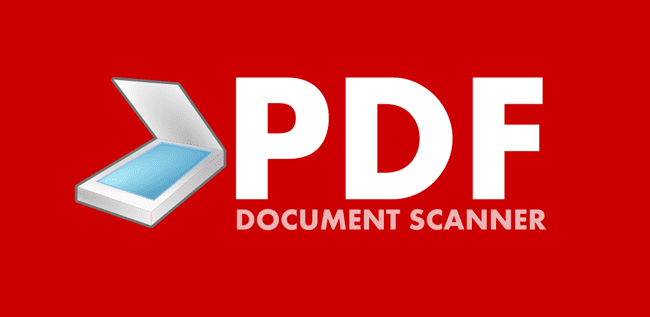 PDF-dokumentskanner