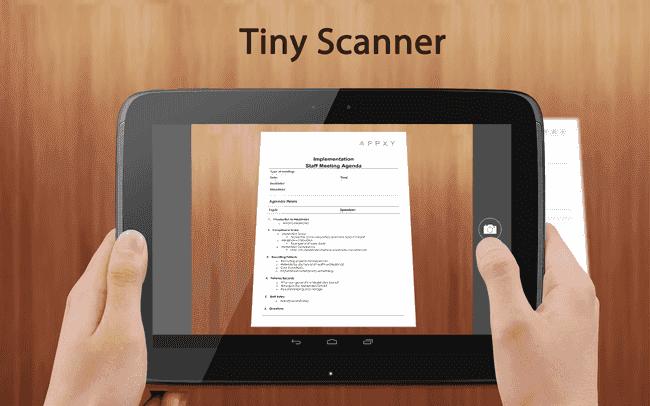 Tiny Scan