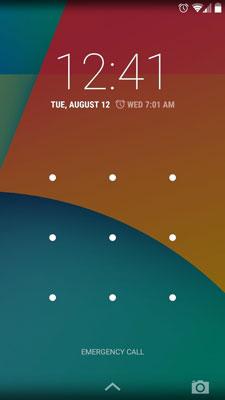 Lollipop Lock Bildschirmfoto