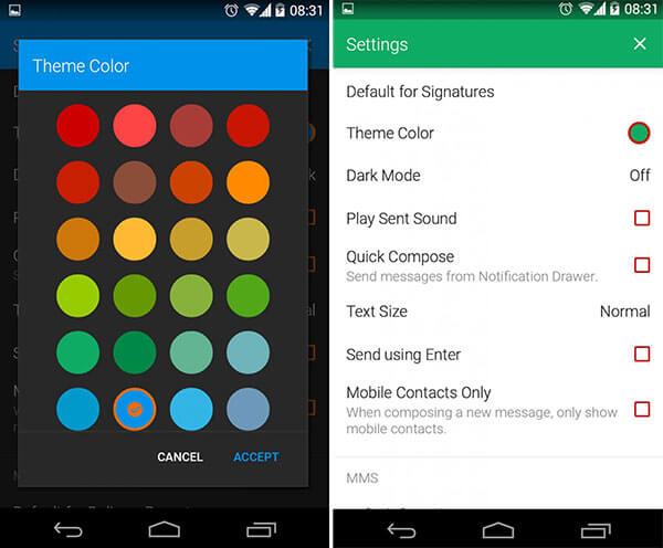 textra android app download