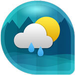 Hava Durumu ve Saat Android Widget