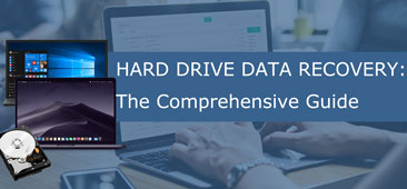 Recover hard drive data