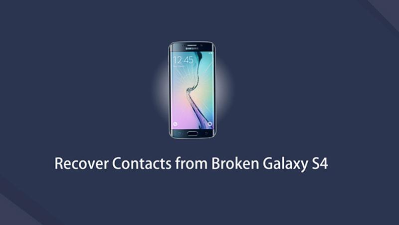 Wiederherstellen gebrochener Samsung S4