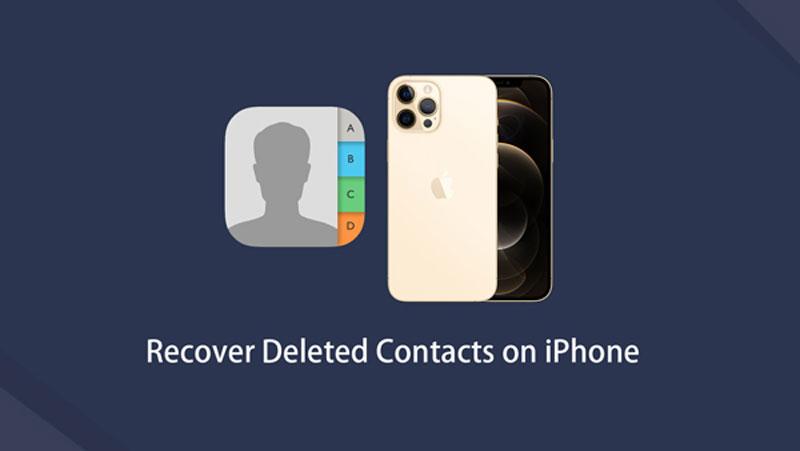 iPhone-Kontakt wiederherstellen