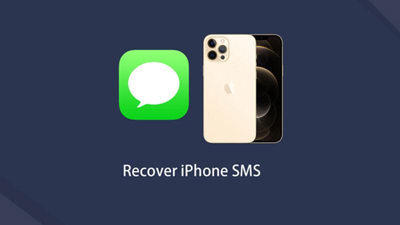 Восстановить iPhone СМС