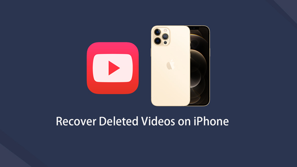 recover iphone videos