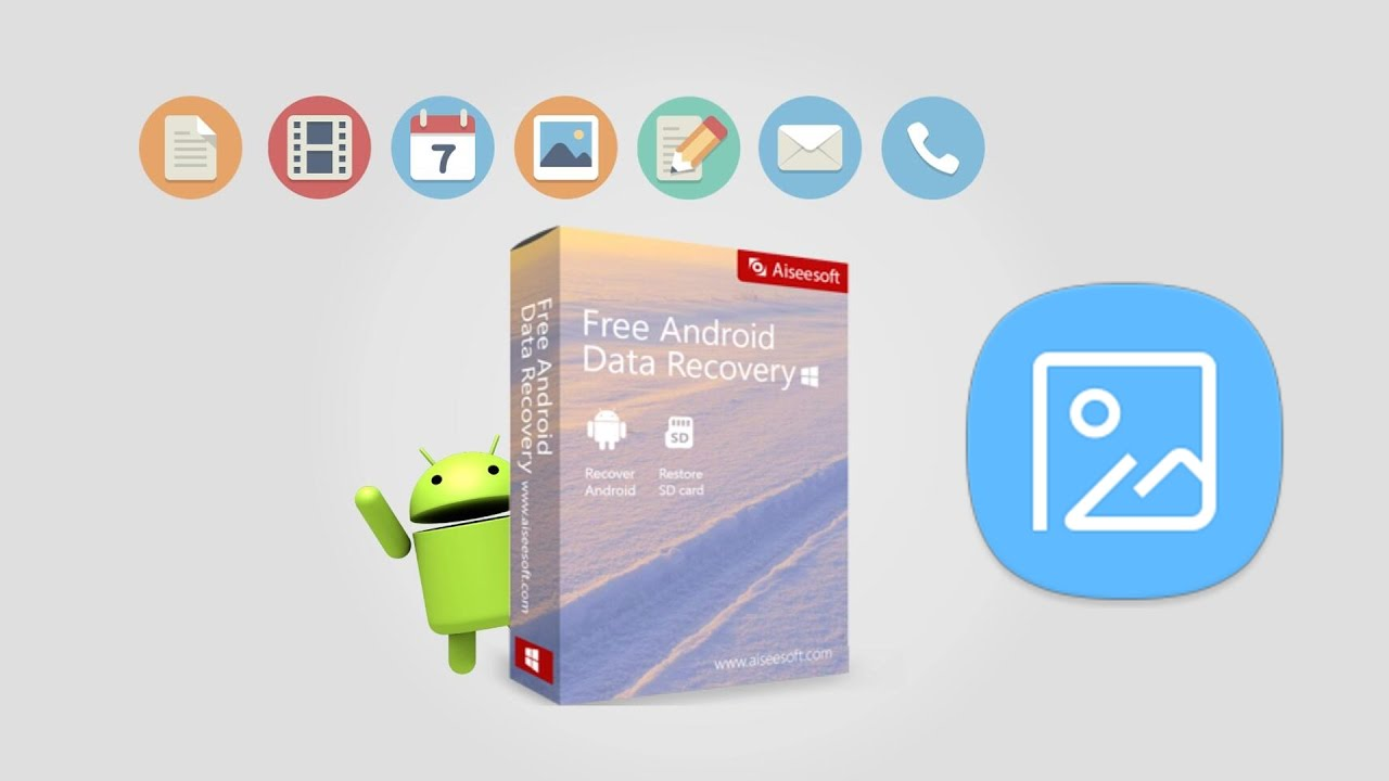 recover android video