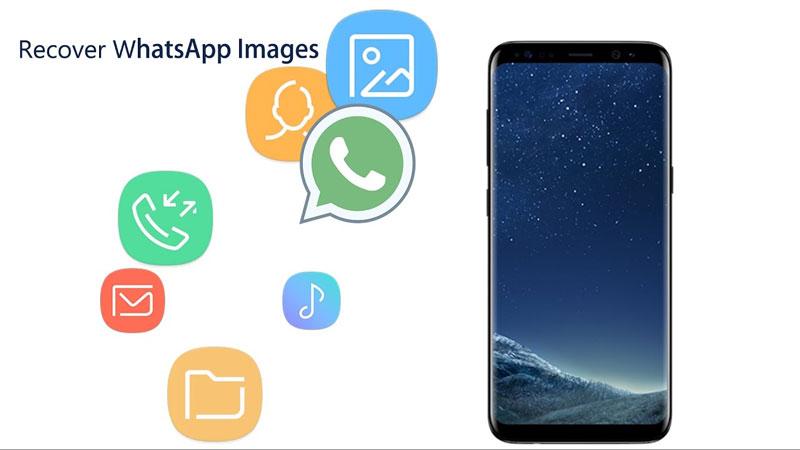 Wiederherstellen von Android WhatsApp-Fotos