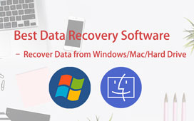 Recuperar dados do Windows / Mac / Hard Drive