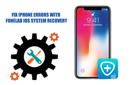 fix iphone errors