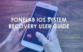 Fonelab iOS System Recover User Guide