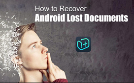 Recuperar documento de Android