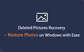 Restaurer des photos sur Windows