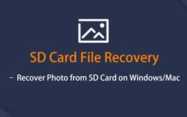 SD卡文件恢復
