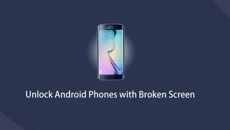 récupérer un écran Android cassé