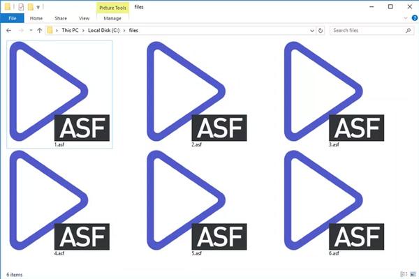 asf文件