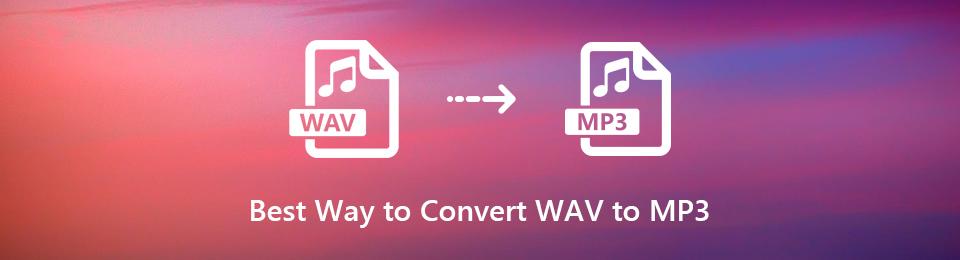 WAV in MP3 - 5 beste Möglichkeiten, WAV in MP3 mit Originalqualität umzuwandeln