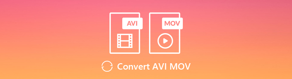 3 Ways to Convert AVI to MOV with Video Converter Ultimate/Online/VLC