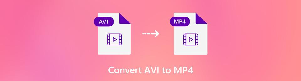 Πώς να μετατρέψετε βίντεο AVI σε μορφή MP4 σε Windows και Mac