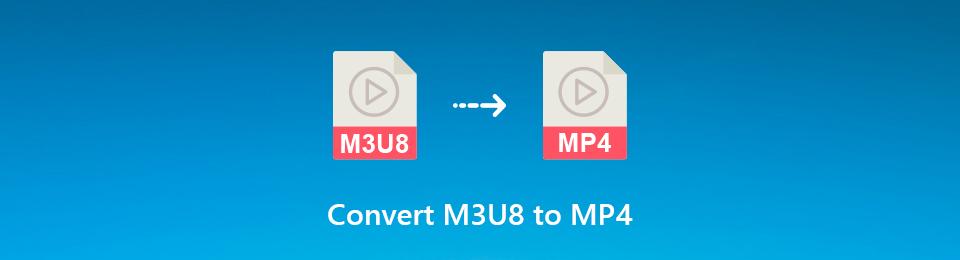 En iyi M3U8 MP4 dönüştürücüler ile M3U8 MP4 dönüştürmek nasıl